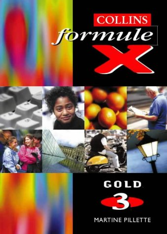 9780003202809: Formule X - Student Book 3 Gold (French and English Edition)