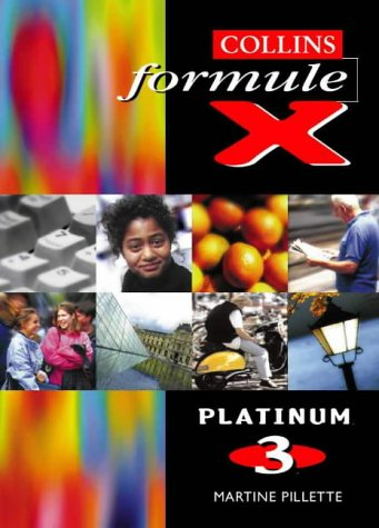 9780003202816: Formule X - Student Book 3 Platinum (French and English Edition)