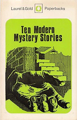 9780003204131: Ten Modern Mystery Stories (Laurel & Gold)