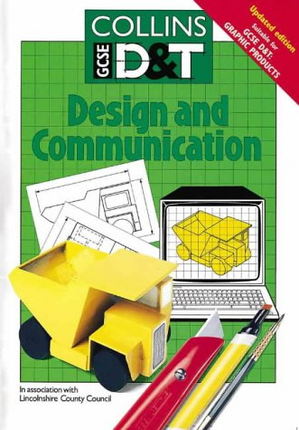 9780003220346: Collins GCSE Design and Technology – Design and Communication (Collins CDT)