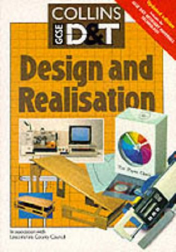 9780003220353: Design and Realisation (Collins Gcse D&t)