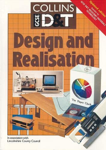 9780003220353: Design and Realisation (Collins GCSE Design and Technology)
