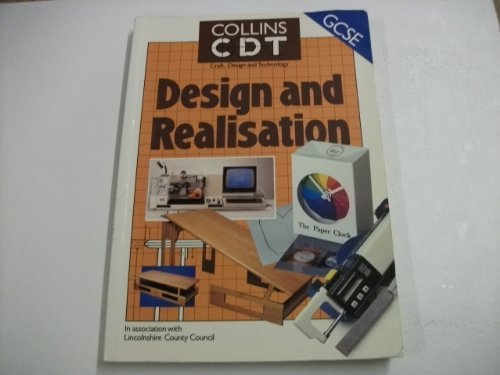 Design And Realization Gcse Collins Cdt Craft Design And