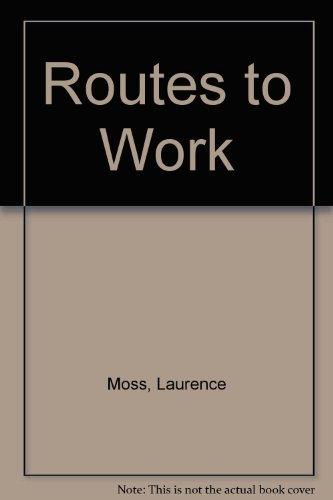 9780003221046: Routes to Work