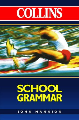 9780003221169: Collins School Grammar: Collins Cobuild Reference Grammar