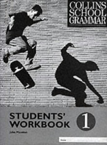 9780003221176: Collins School Grammar: Student's Workbook Year 7