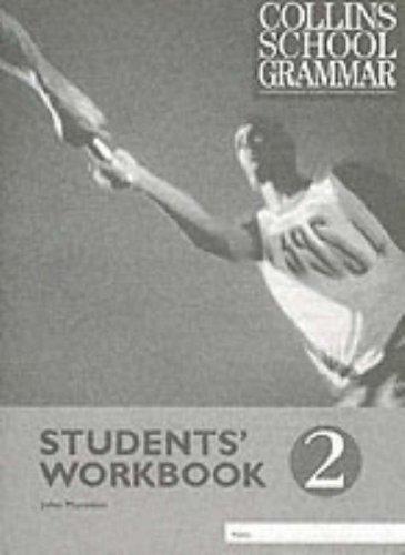 9780003221183: Collins School Grammar: Student's Workbook Year 8