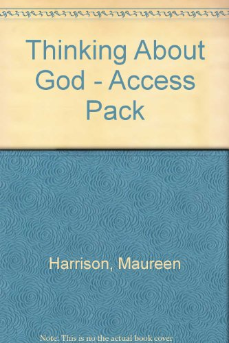 9780003221299: Thinking About God: Access Pack