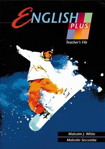 9780003221510: English Plus - Teacher's File