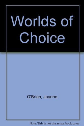 9780003222050: Worlds of Choice