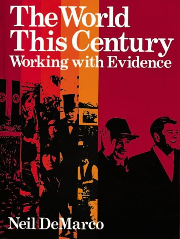 9780003222173: The World This Century: Working with Evidence