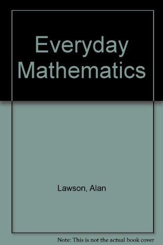 9780003222241: Everyday Mathematics