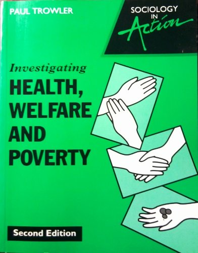 9780003222272: Investigating Health, Welfare and Poverty
