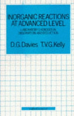 9780003222302: Inorganic Reactions at Advanced Level