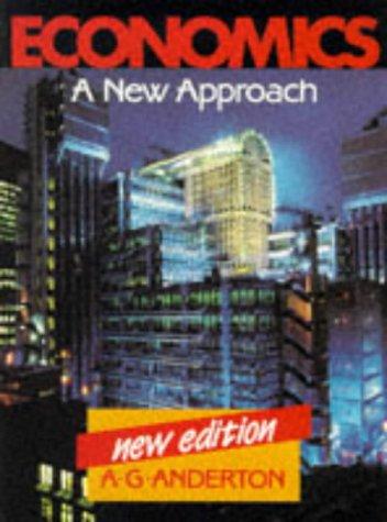 9780003222401: Economics: A New Approach