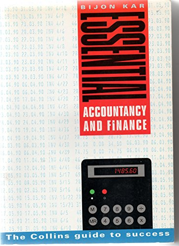 9780003222630: Essential Accountancy and Finance (Essential books)