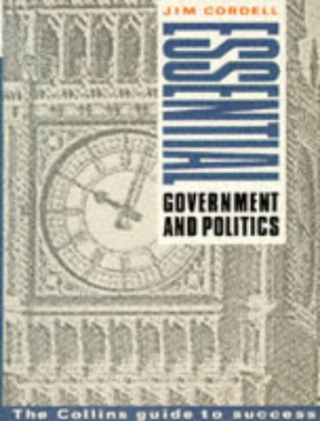 9780003222654: Essential Government and Politics (Essential Series)