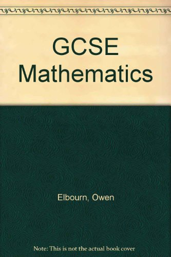 9780003222678: GCSE Mathematics