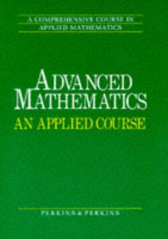 9780003222708: Advanced Mathematics: An Applied Course