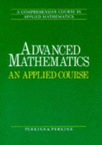 9780003222708: Advanced Mathematics: Applied Course