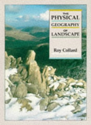 9780003222852: The Physical Geography of the Landscape