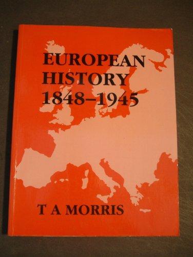 9780003223002: European History, 1848-1945