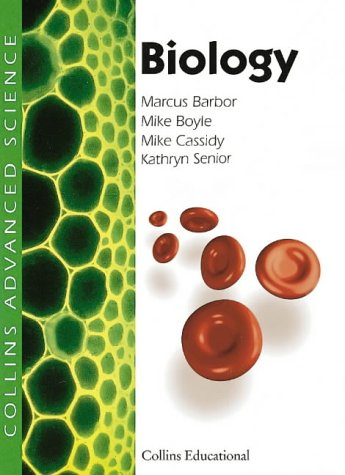 9780003223279: Collins Advanced Science – Biology