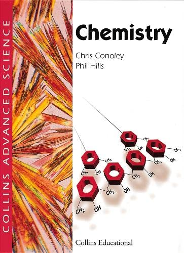 9780003223293: Chemistry (Collins Advanced Science)