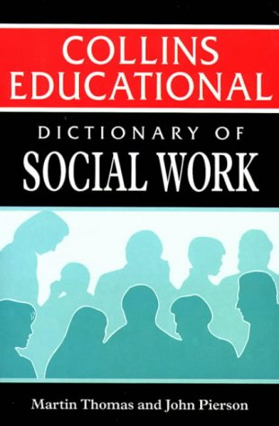 9780003223316: Dictionary of Social Work