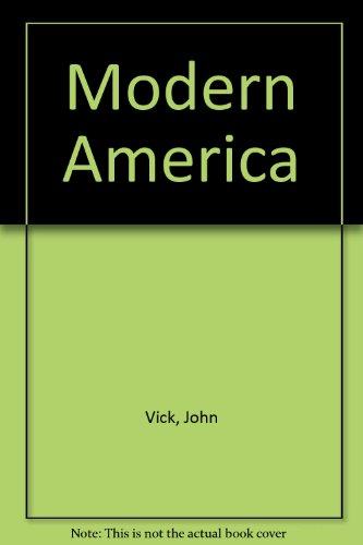 9780003223514: Modern America
