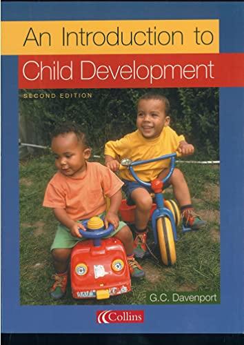 Introduction to Child Development: G. C. Davenport