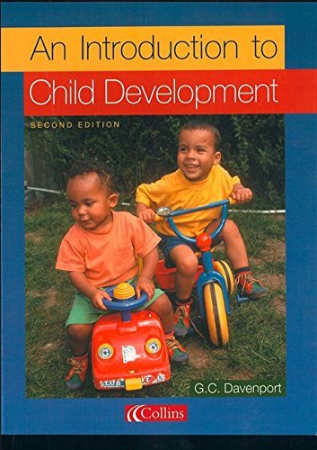 9780003223552: Introduction to Child Development