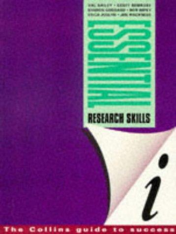 9780003223569: Essential Research Skills (Essential Series)