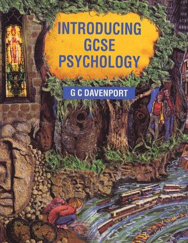 9780003223675: Introducing GCSE Psychology