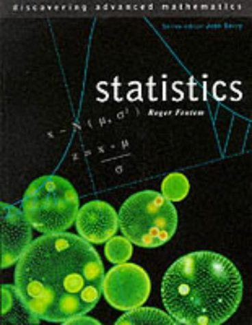 9780003223712: Statistics (Discovering Advanced Mathematics)
