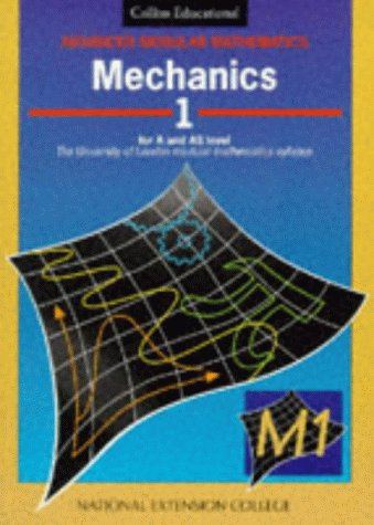 9780003223996: Advanced Modular Mathematics - Mechanics 1: v. 1