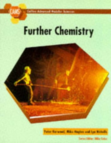 9780003224092: Further Chemistry (Collins Advanced Modular Sciences)