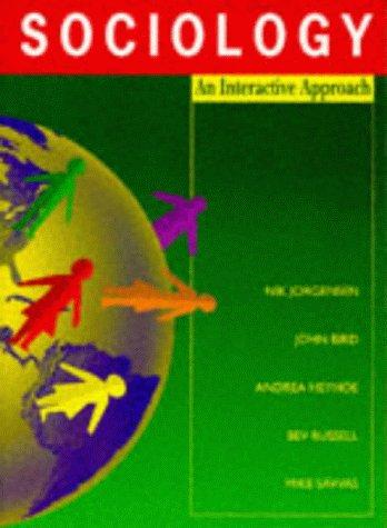 9780003224436: Sociology: An Interactive Approach