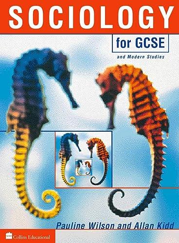 9780003224443: Sociology for GCSE