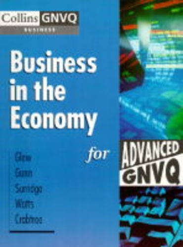 9780003224474: Business in the Economy for Advanced GNVQ (Advanced Business GNVQ)