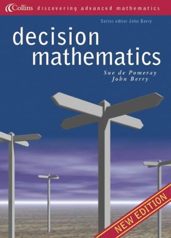 9780003224818: Discovering Advanced Mathematics - Decision Maths