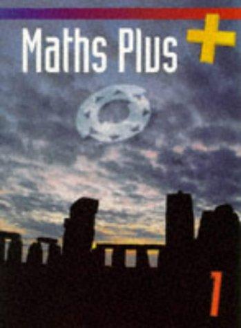 9780003224849: Maths Plus (1) - Student Book 1: Bk.1