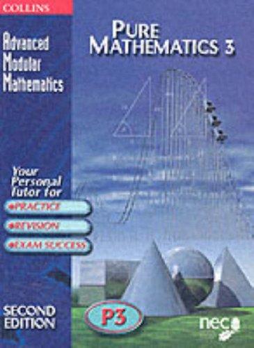 9780003225112: Advanced Modular Mathematics - Pure Mathematics 3: Vol 3
