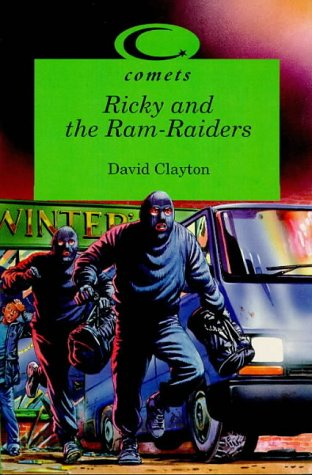 9780003230468: Comets: Ricky and the Ram Raiders