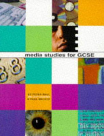 9780003230659: Media Studies for GCSE