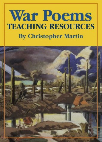 9780003230758: War Poems: Teaching Resources