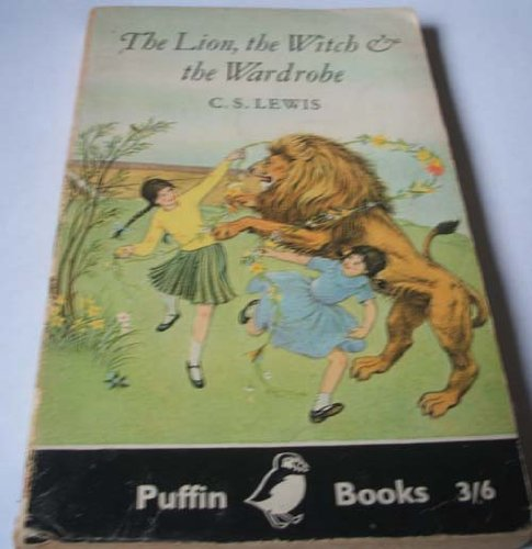 9780003230895: The Lion, the Witch and the Wardrobe (Collins Classics Plus)