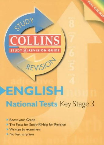 9780003235012: Collins Study and Revision Guides - KS3 English (Collins Study & Revision Guides)
