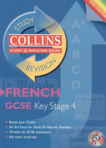 9780003235074: Collins Study and Revision Guides - GCSE French (Collins Study & Revision Guides)