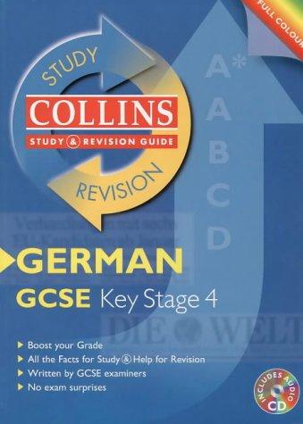 9780003235081: GCSE German (Collins Study & Revision Guides)